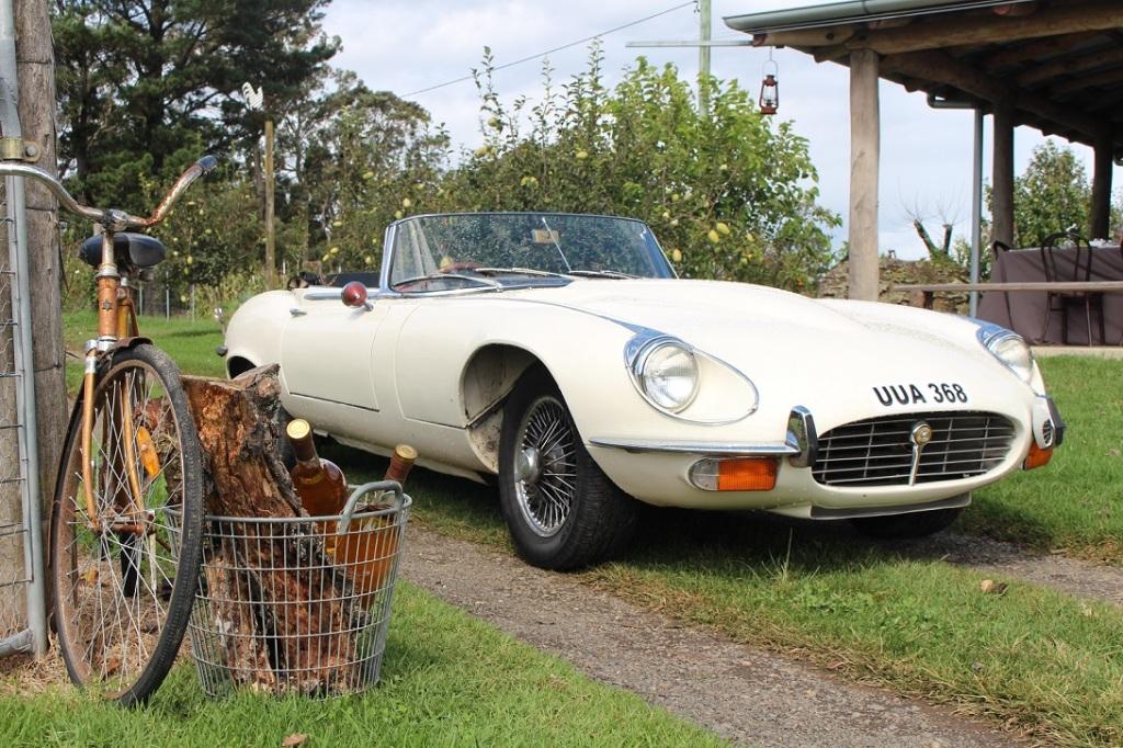 """""""Penelope"""" – 1968 Jaguar E-Type"""