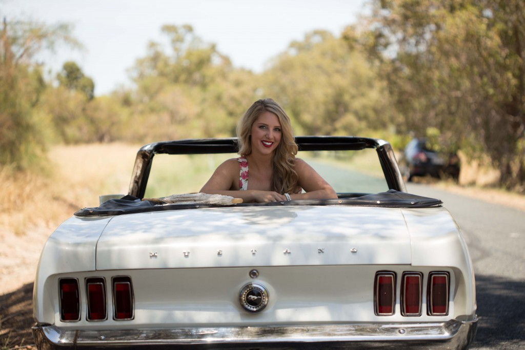 """Sally"" – our 1969 Mustang Convertible"