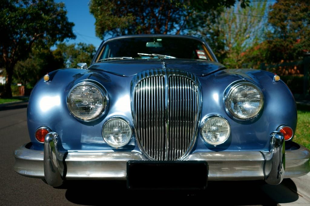 """Miss Daisy"" – 1965 Daimler 250 V8"