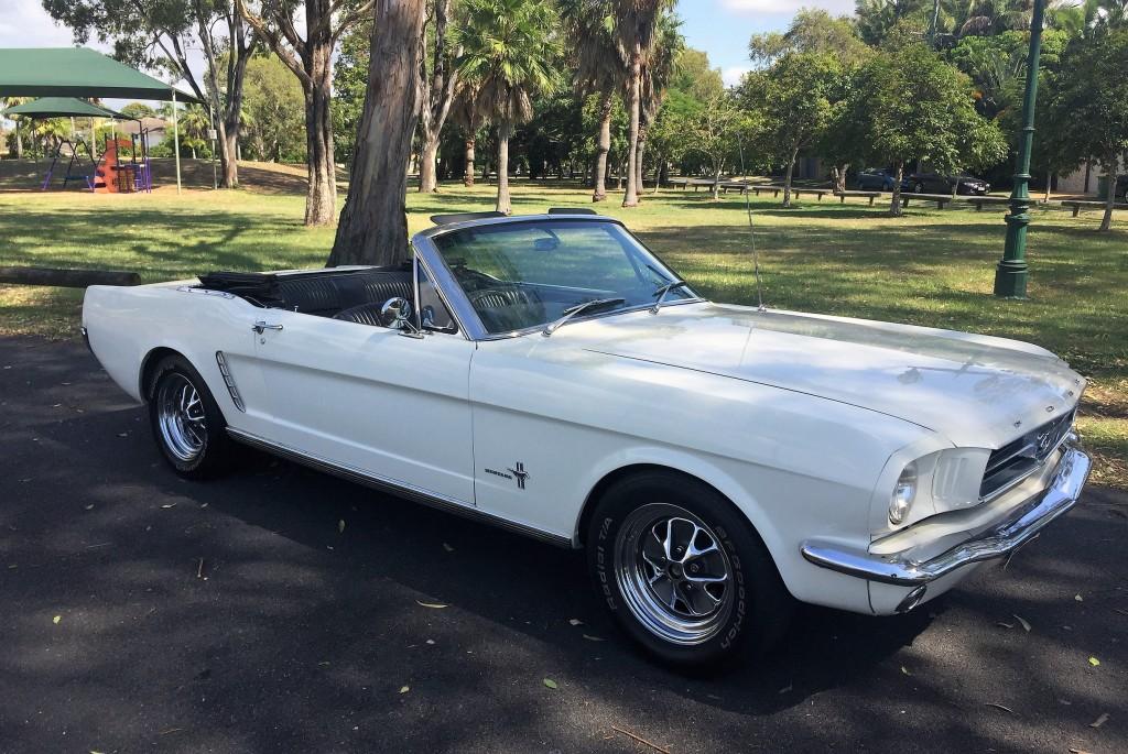 """Stella"" – 1966 Mustang"
