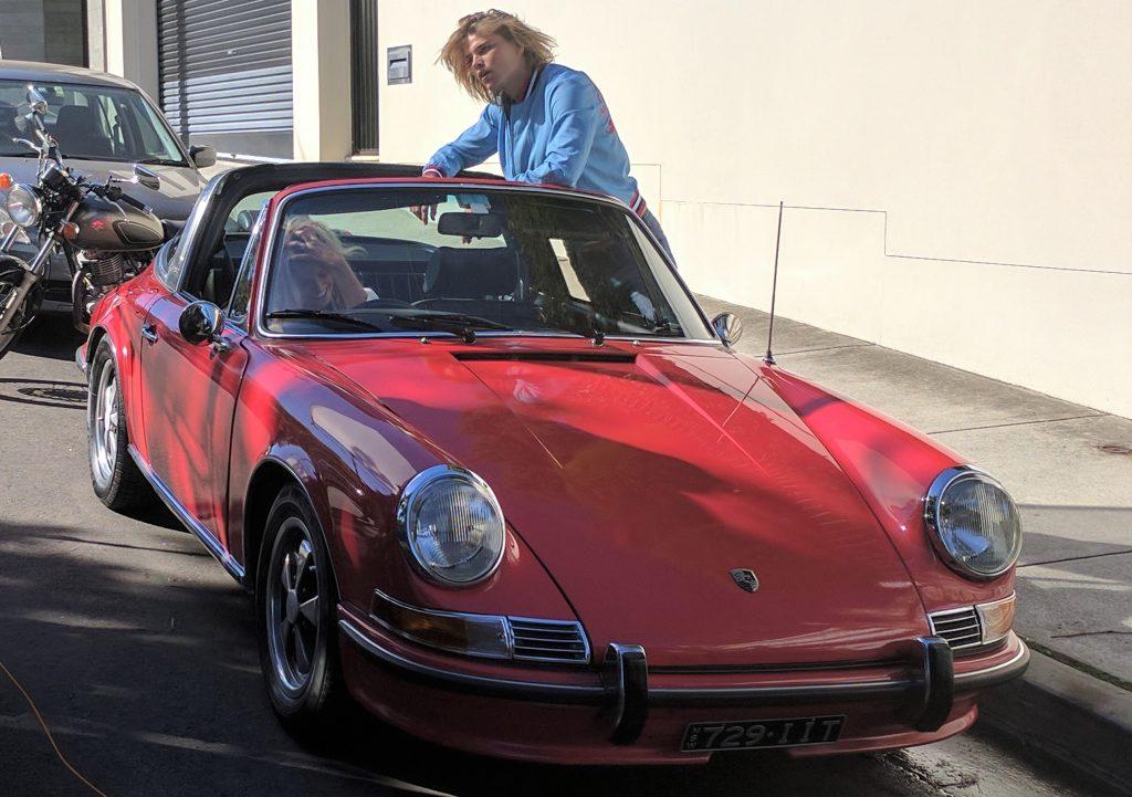 """""""Jurgen"""" – Classic 1972 Porsche 911T"""