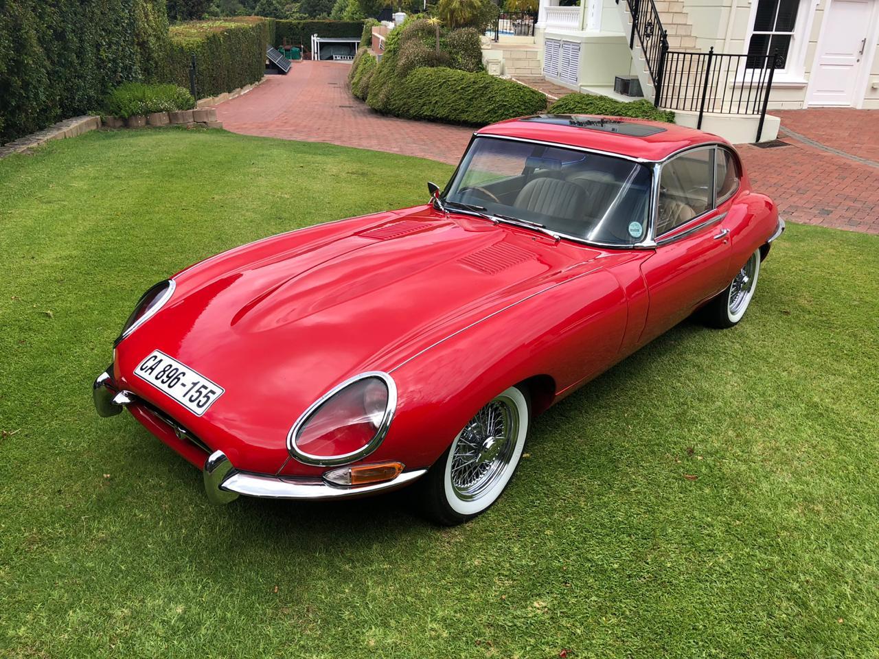 """""""Sebastian"""" – 1966 Jaguar E-Type"""
